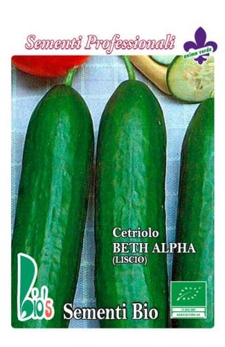 Cetriolo beluga for Cetriolo tondo