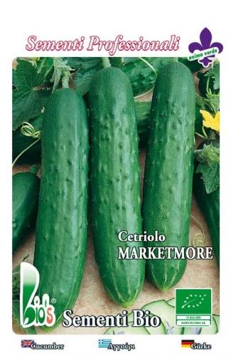 Cetriolo marketmore for Cetriolo tondo